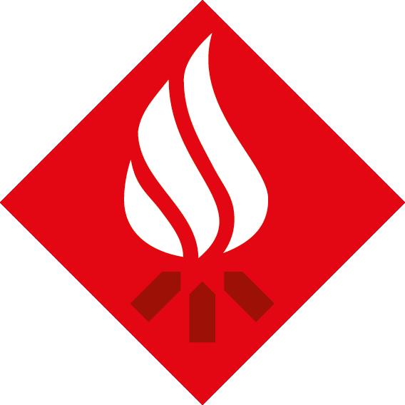 Znak metodyki - wędrownicy (kolor)